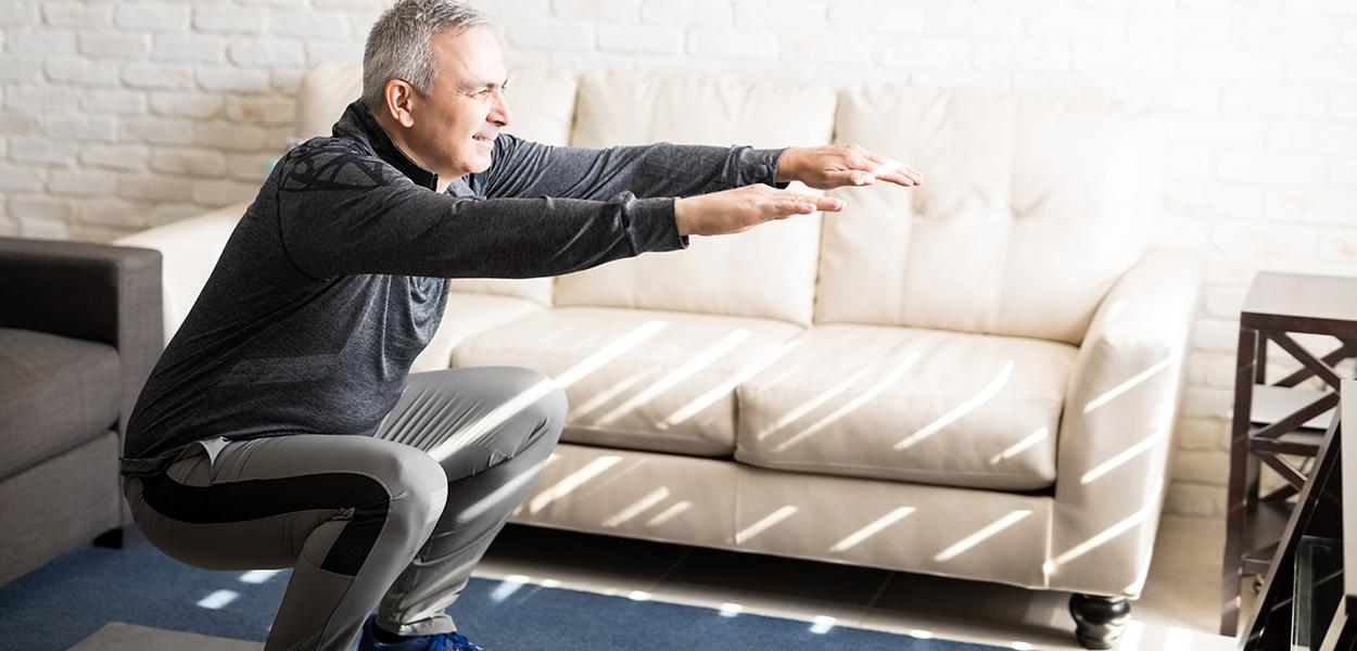 Exercícios físicos e a COVID-19: O que preciso saber?