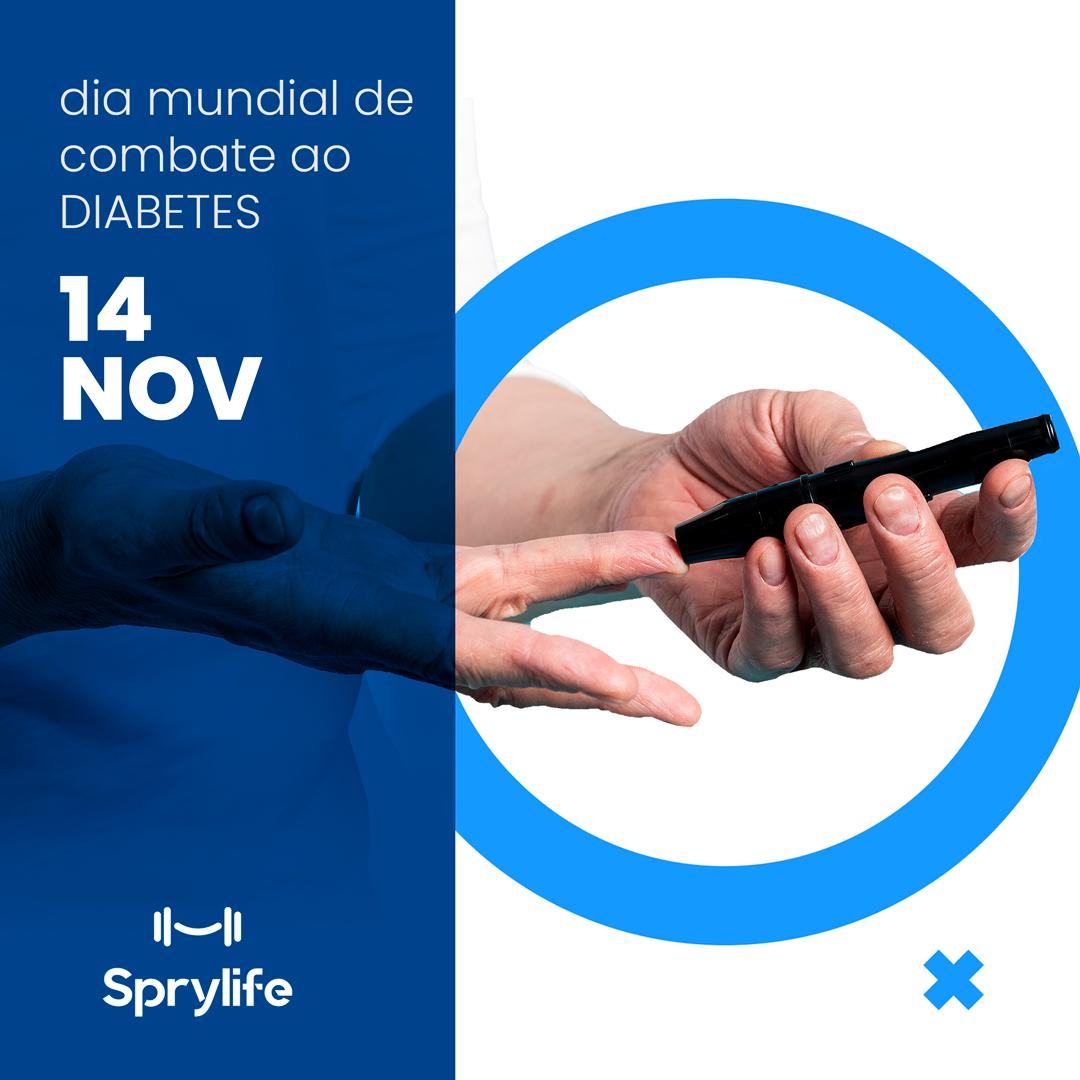 Novembro Diabetes Azul