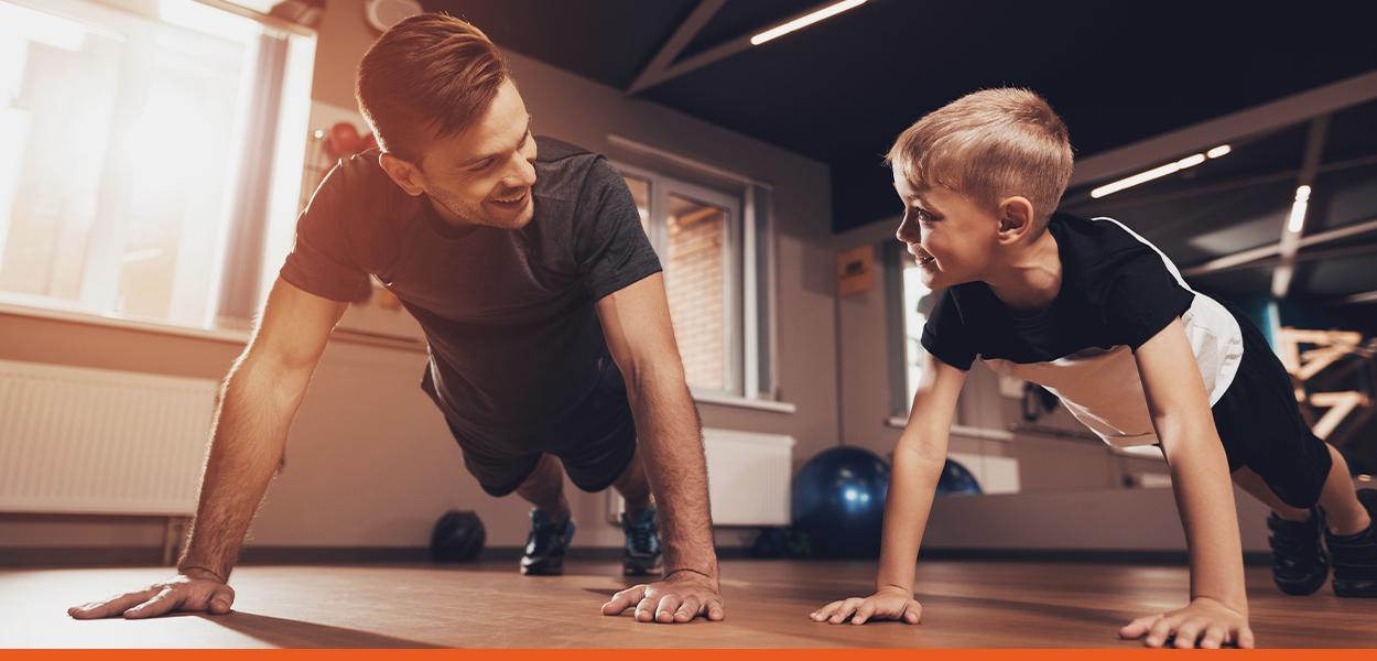 Plataforma tecnológica incentiva a prática de exercícios físicos na infância