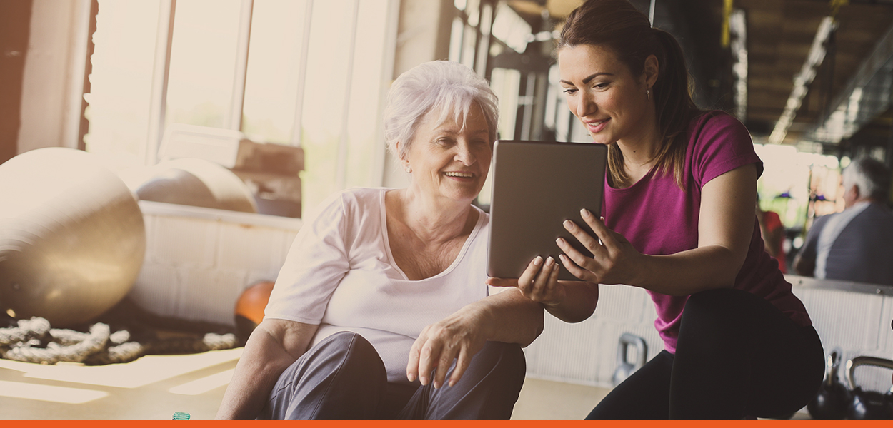 Nova plataforma tecnológica auxilia busca por personal trainer