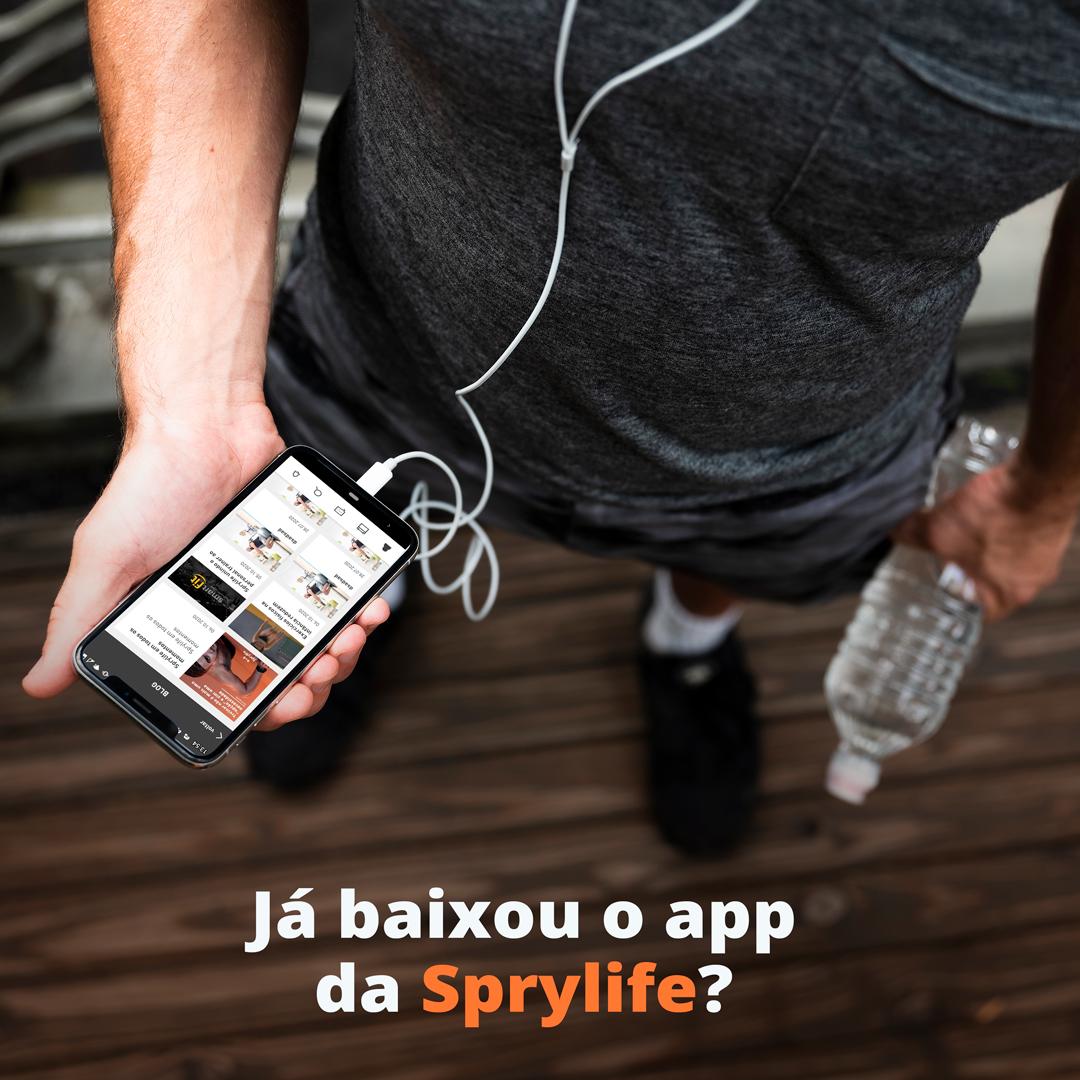 Baixe o aplicativo Sprylife