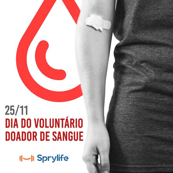 Doação de sangue: ação necessária e de amor