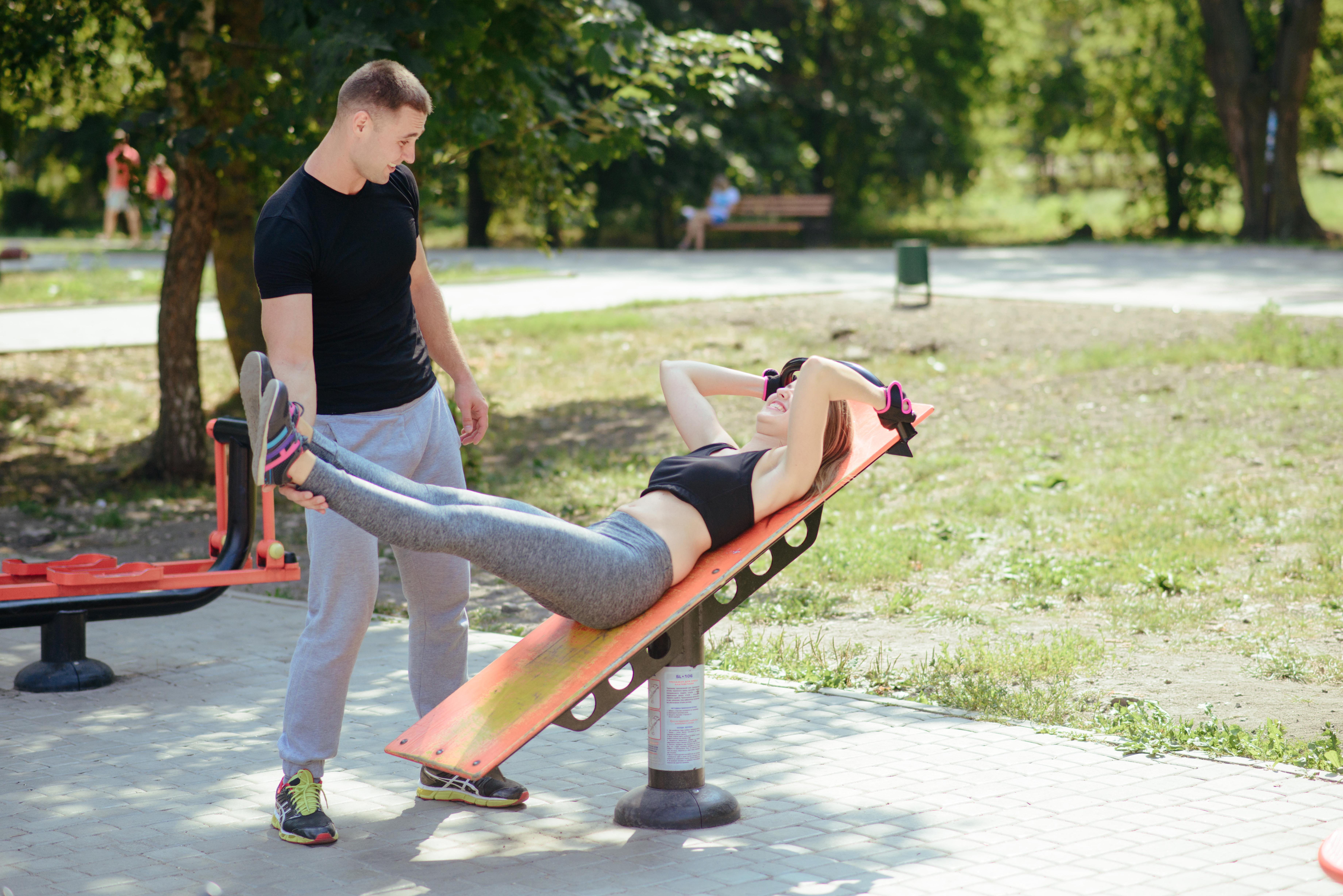 Plataforma disponibiliza mais de 700 personal trainers